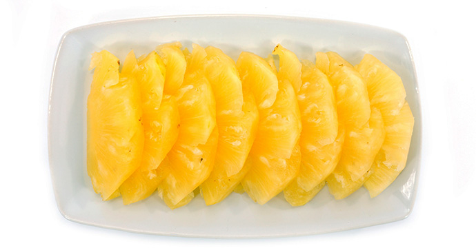 吃鳳梨挺農民 從總統到網紅 全台吃起來!